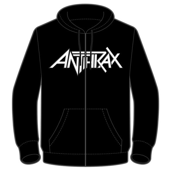 """ANTHRAX """"NYC 81"""" polerón"""