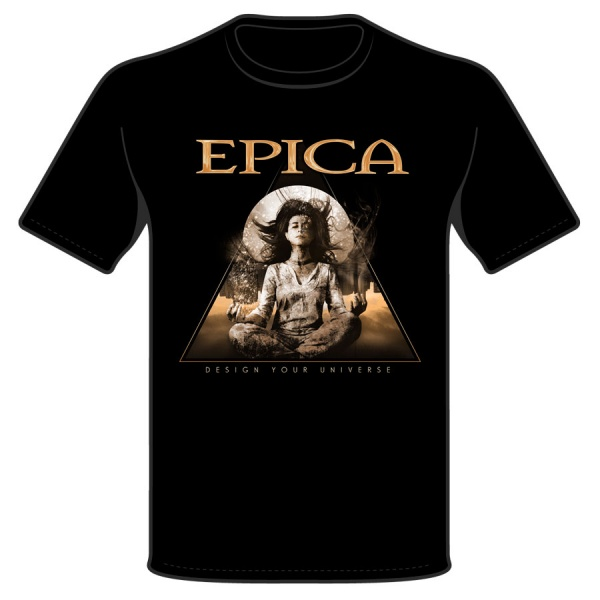 "EPICA ""DESING YOUR UNIVERSE"""