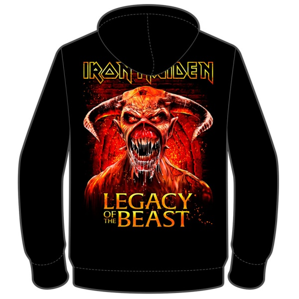 """IRON MAIDEN """"LEGACY OF THE BEAST"""""""
