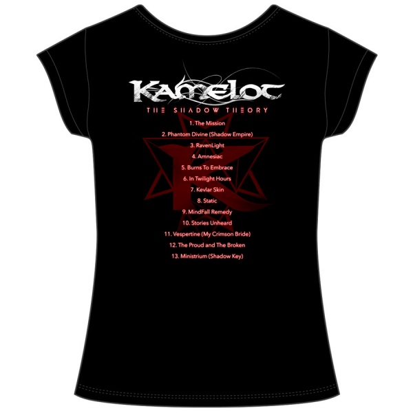 "KAMELOT ""THE SHADOW THEORY"""