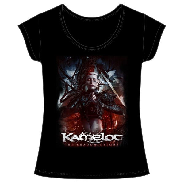 """KAMELOT """"THE SHADOW THEORY"""""""