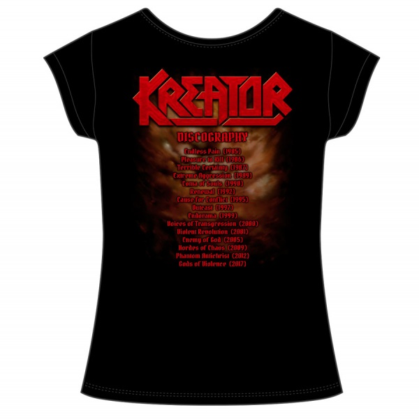 """KREATOR """"DISCOGRAPHY"""""""
