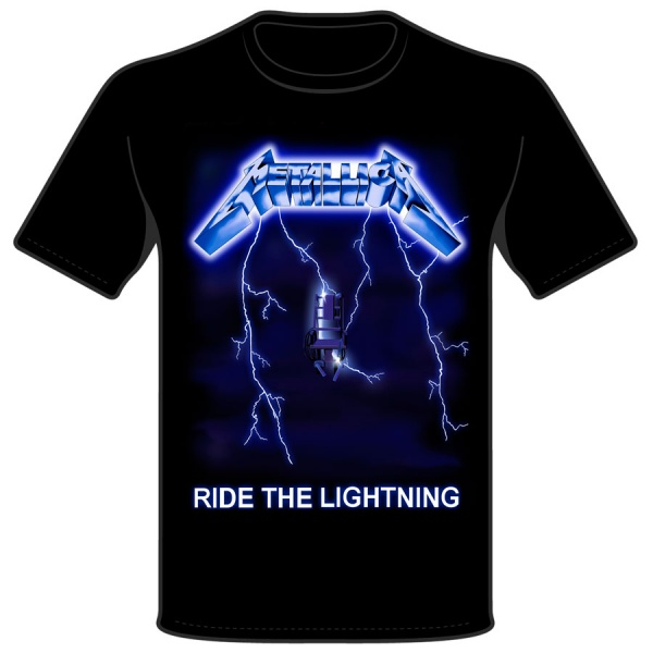 "METALLICA ""RIDE THE LIGHTNING"""