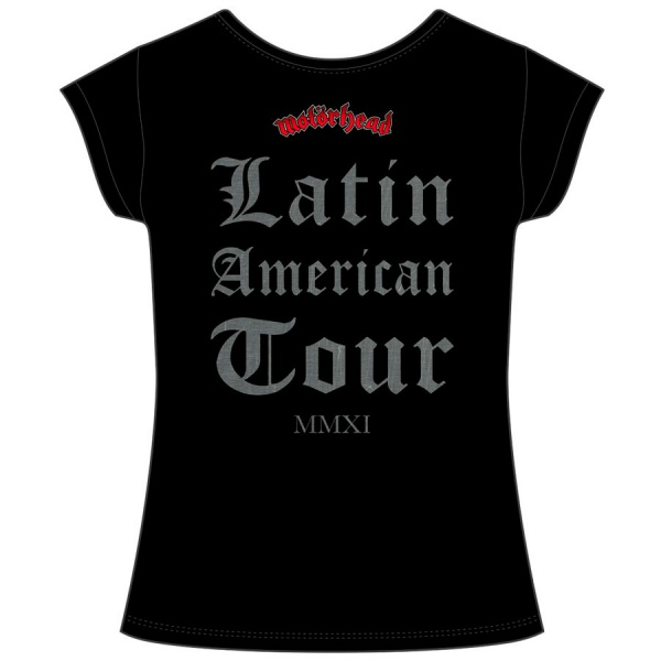 "MOTORHEAD ""LATIN AMERICA TOUR"""