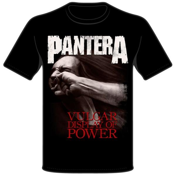 "PANTERA ""VULGAR DISPLAY OF POWER"""