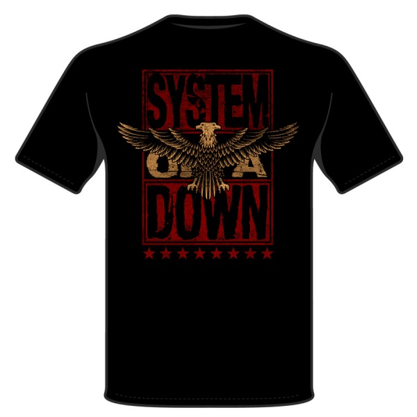 "SYSTEM OF A DOWN ""SHATTERED"""