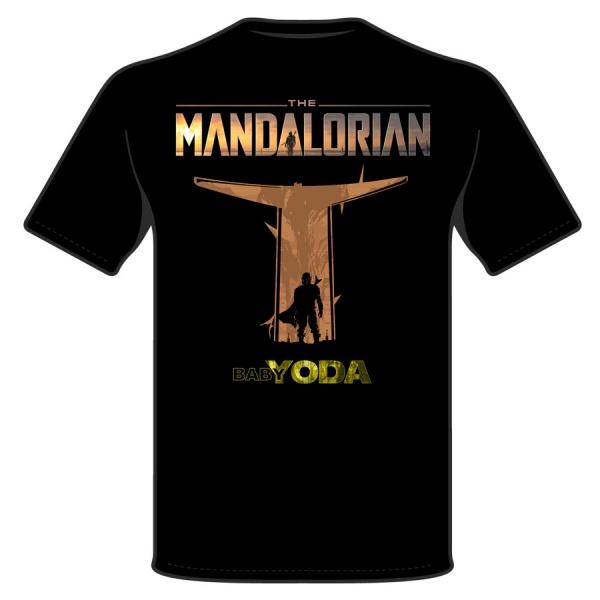 "THE MANDALORIAN ""BEBY YODA"" STAR WARS"