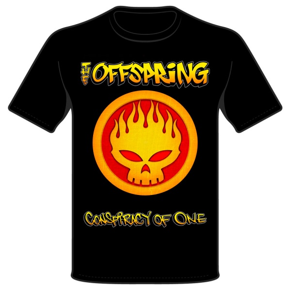 """THE OFFSPRING """"CONSPIRACY OF ONE"""""""