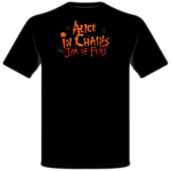 "ALICE IN CHAINS ""JAR OF FLIES"" polera hombre"