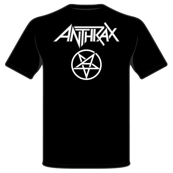 """ANTRAX """"NYC 81"""" polera"""