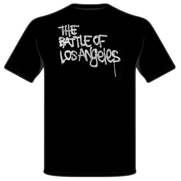 "RATM ""THE BATTLE OF LOS ANGELES"" polera"