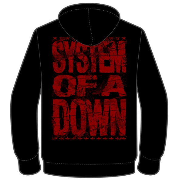 "SYSTEM OF A DOWN ""SHATTERED"" polerón"