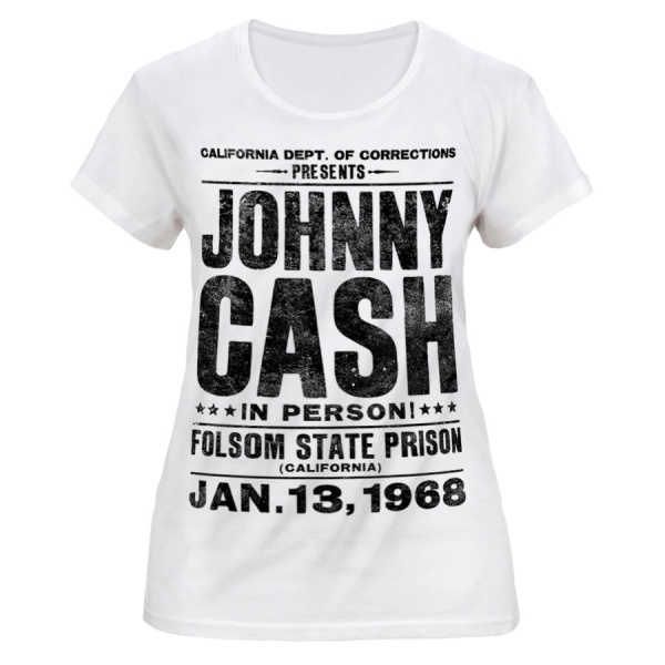 "JOHNNY CASH ""PRISON"""