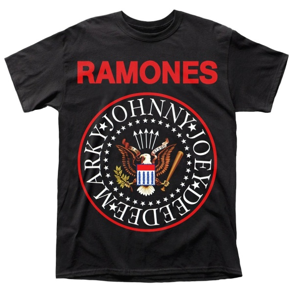 "RAMONES ""CLASSIC LOGO COLOR"" polera hombre"