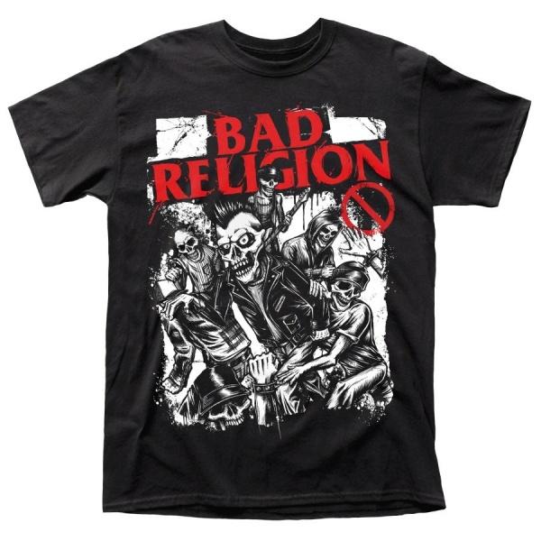 BAD RELIGION BANDA polera