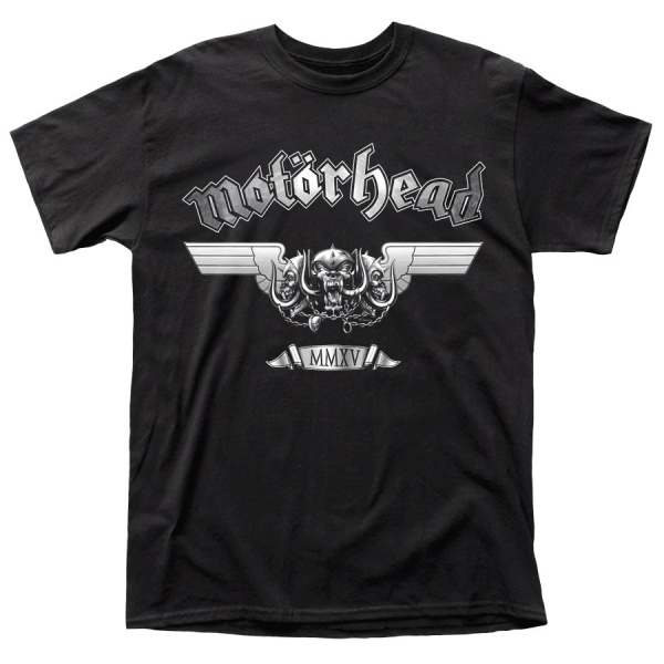 "MOTORHEAD ""TOUR 2015"" POLERA"
