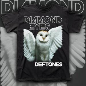 """DEFTONES """"DIAMOND EYES"""" poleras"""