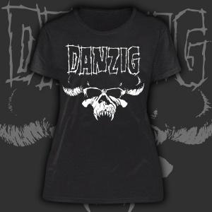 """DANZIG """"Danzing"""" POLERA"""