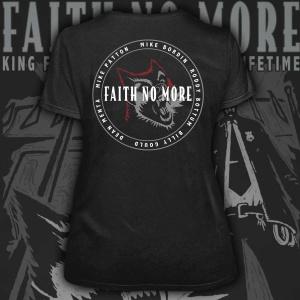 """FAITH NO MORE """"King For A Day"""" polera"""