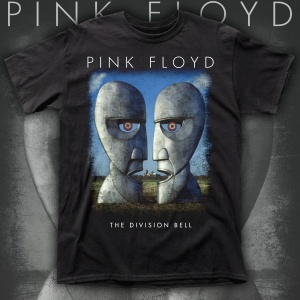 """PINK FLOYD """"The Division Bell"""" POLERA"""