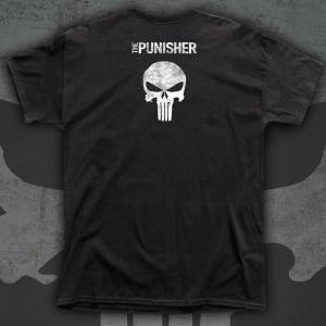 """THE PUNISHER """"The Punisher"""" POLERA"""
