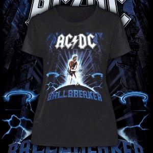 "AC/DC ""Ballbreaker"" POLERA"