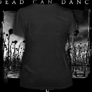 """DEAD CAN DANCE """"Field"""" POLERA"""