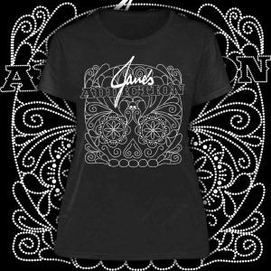 "JANE'S ADDICTION ""Skull"" POLERA"