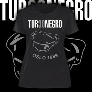 """TURBONEGRO """"Oslo 1989"""" POLERA"""